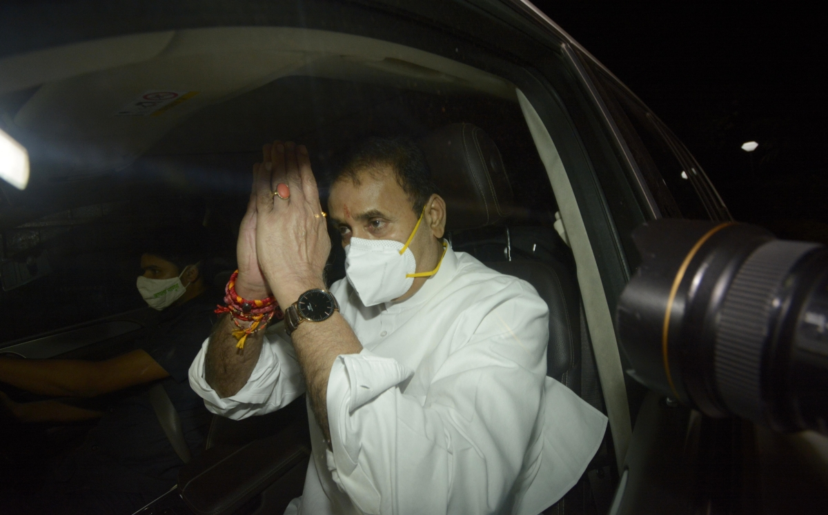 Anil Deshmukh corruption case: CBI files interim report before special CBI court