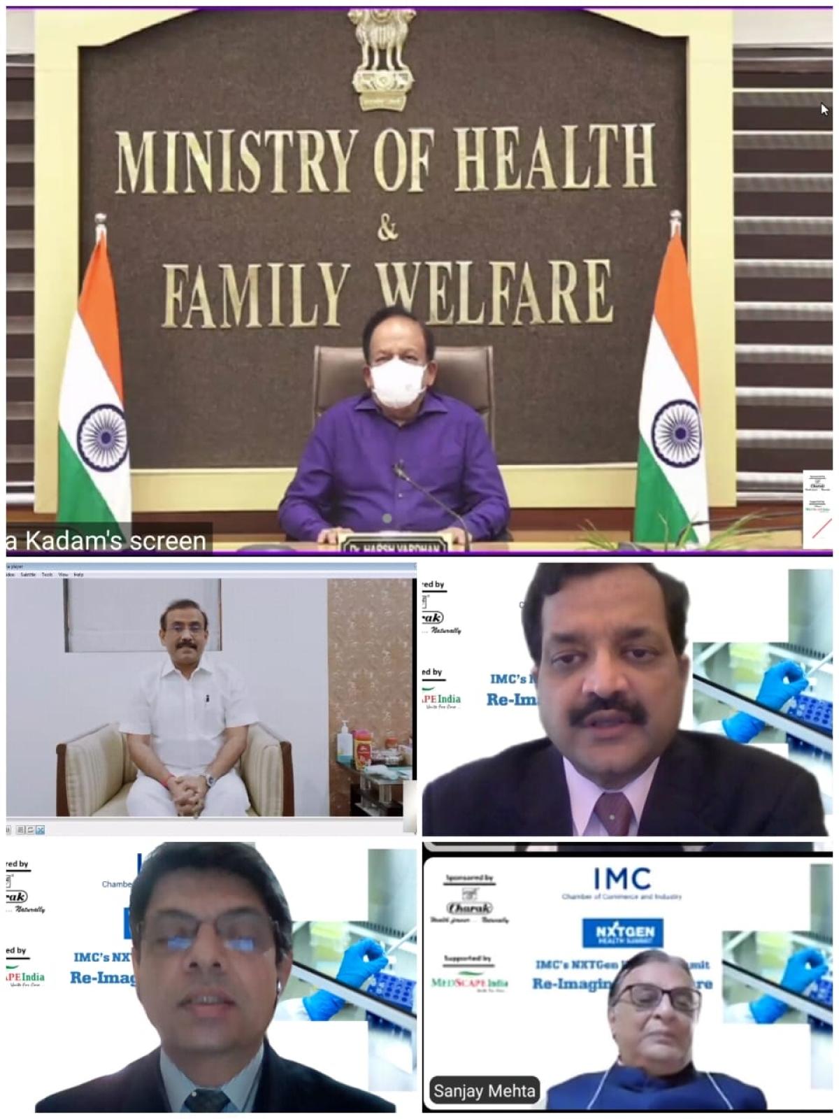 """IMC organises """"Reimagine Healthcare"""" summit"""