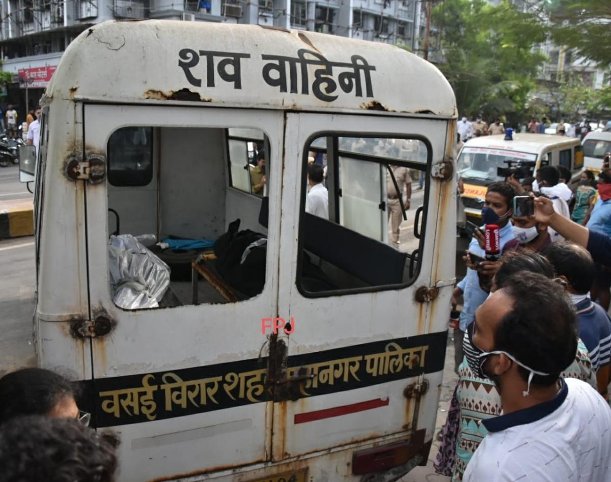 Virar hospital fire kills 13 COVID-19 patients; Maharashtra CM Uddhav Thackeray orders probe