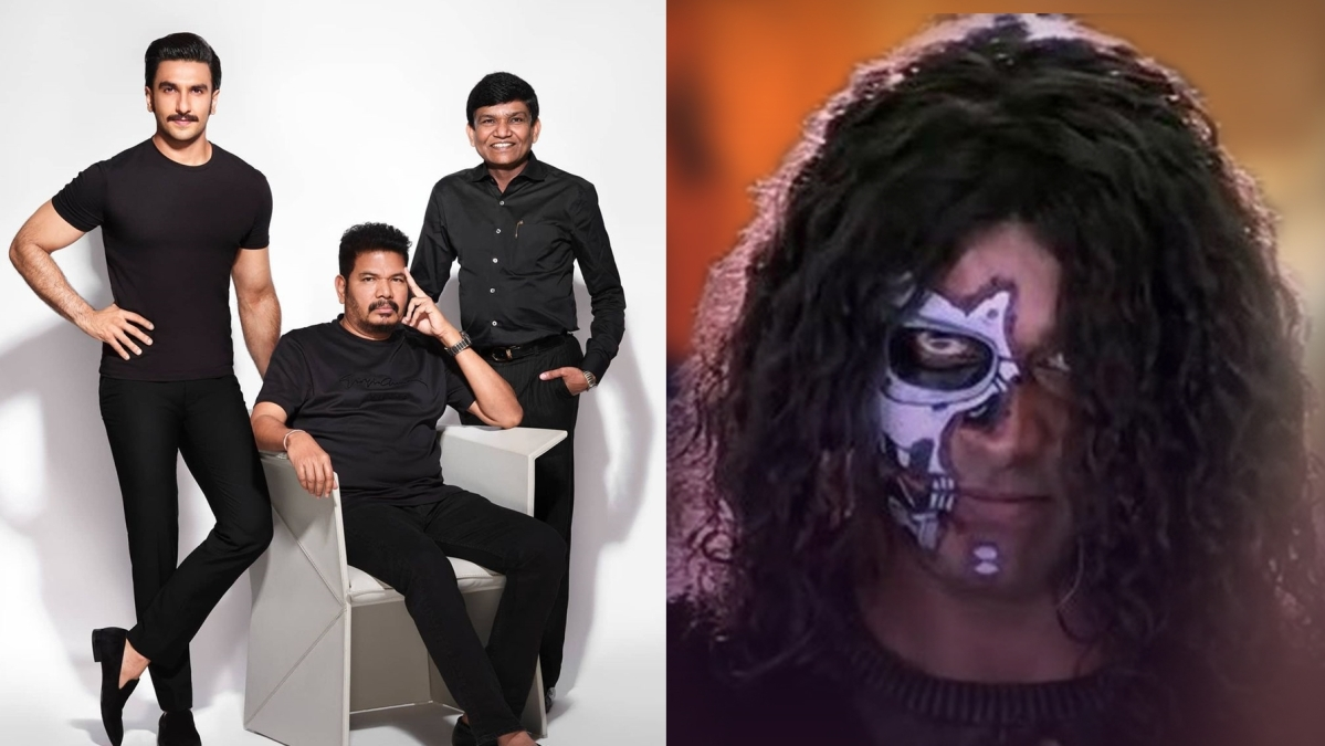 Ranveer Singh to collaborate with Shankar for Hindi adaptation of Tamil blockbuster 'Anniyan'