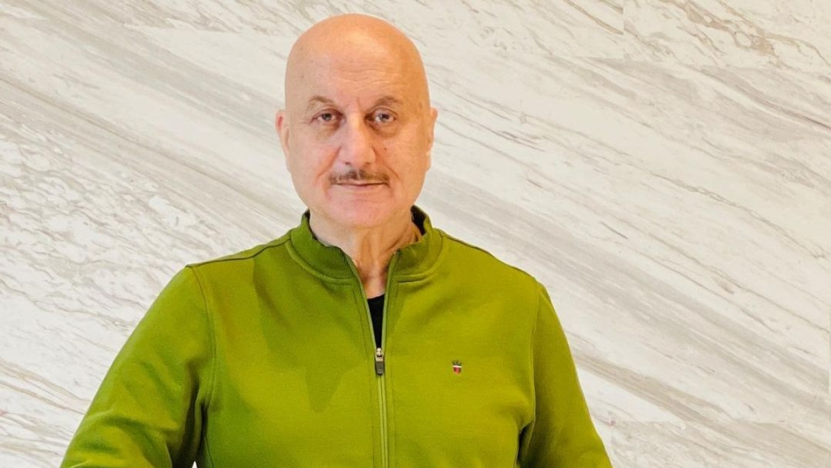Anupam Kher joins BAFTA Breakthrough India jury