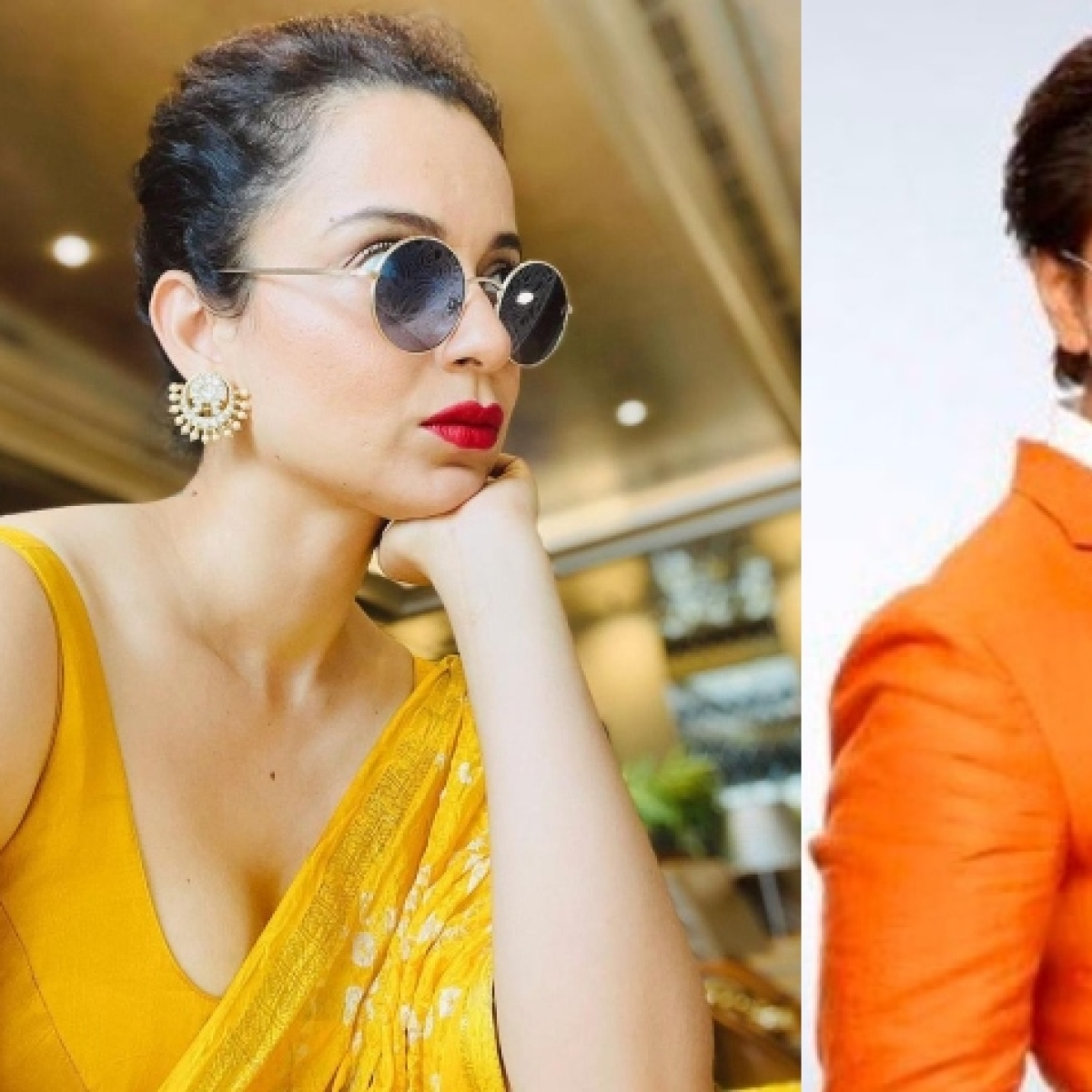 Kangana Ranaut trolled for comparing herself to Shah Rukh Khan; SRKians say 'his story is next level inspiring'