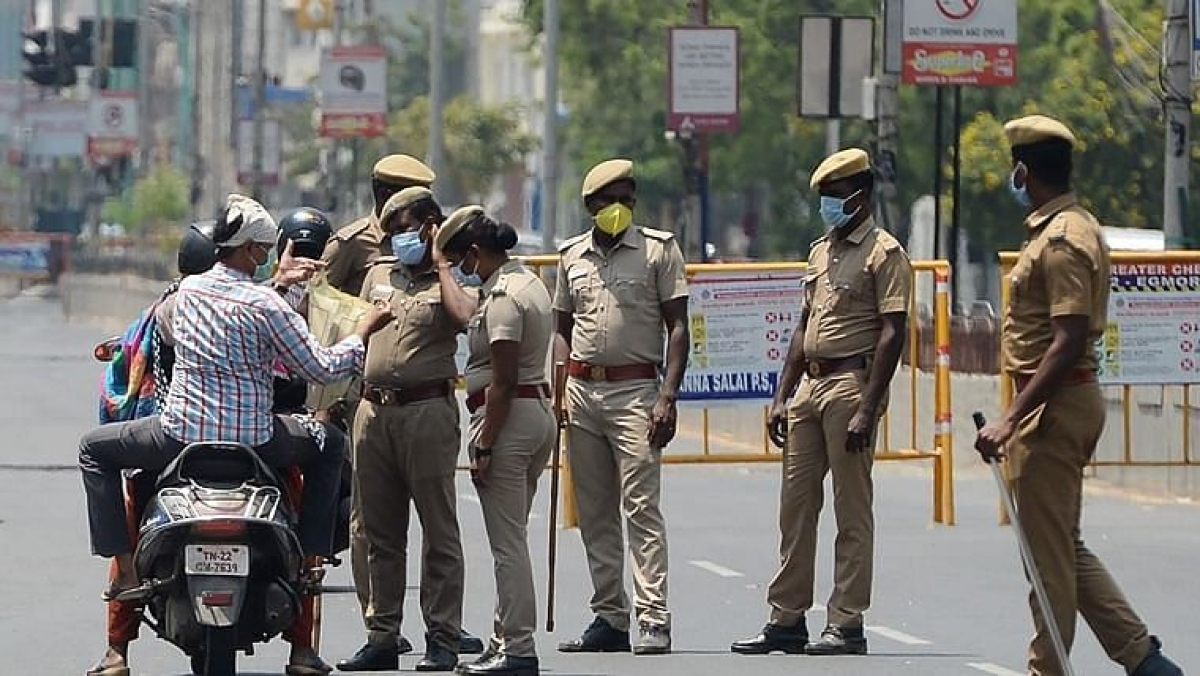 Madhya Pradesh: Covid violators made to watch awareness film by Betul cops