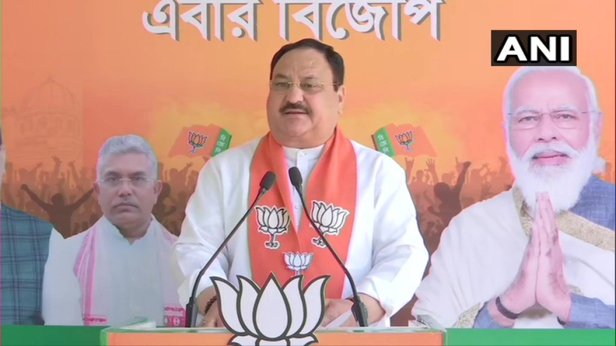 West Bengal Polls: Mamata govt not handing over crime records to Central agencies, says Nadda
