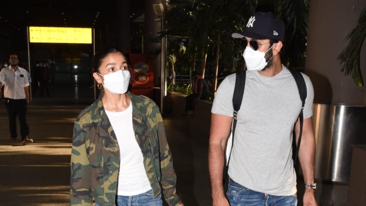'Shame on such morons': Furious netizens once again slam Alia Bhatt, Ranbir Kapoor as they return post romantic vacation