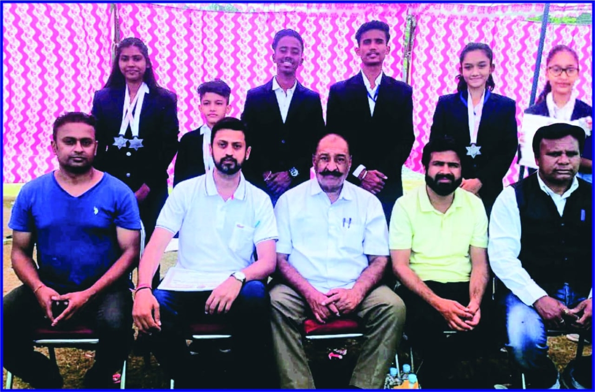 Indore sports update: Tamanna Tejaswini, Chesta win medals in national karate championship