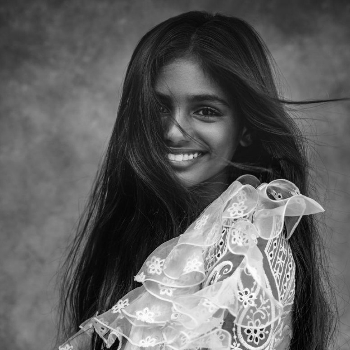 13-year-old Maleesha Kharwa's journey from slums of Mumbai to the cover of a fashion magazine is proof that dreams can come true