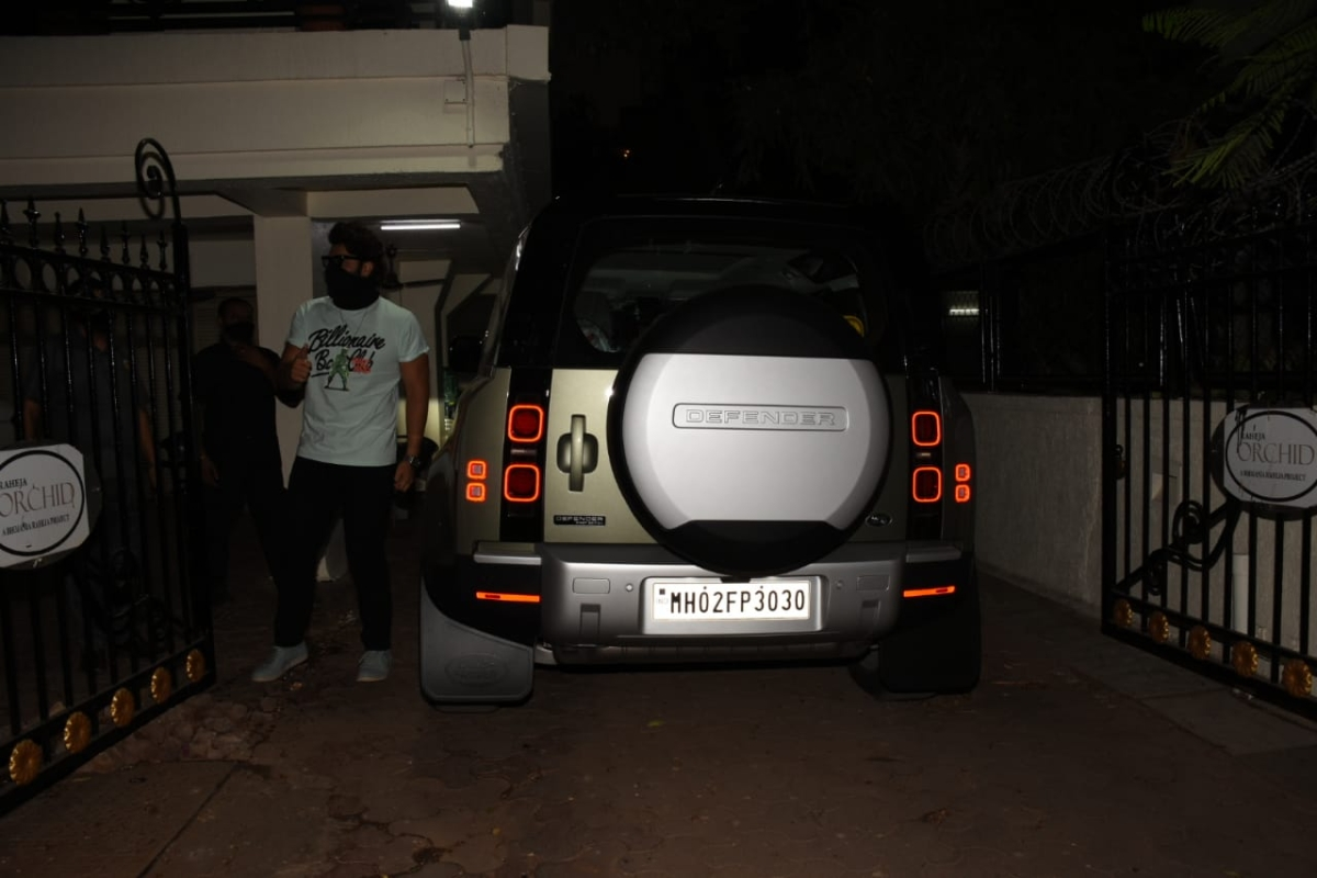 Arjun Kapoor buys a swanky new car worth nearly Rs 1 crore - see pics