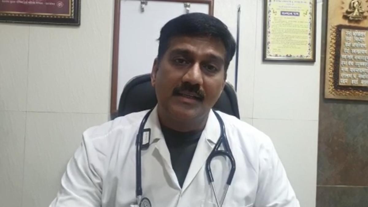 Dr Deepak Baid, former president - Association of Medical Consultants