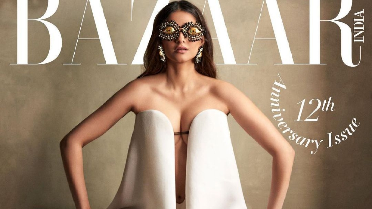 'Height of vulgarity': Sonam Kapoor trolled for quirky outfit in latest Instagram post