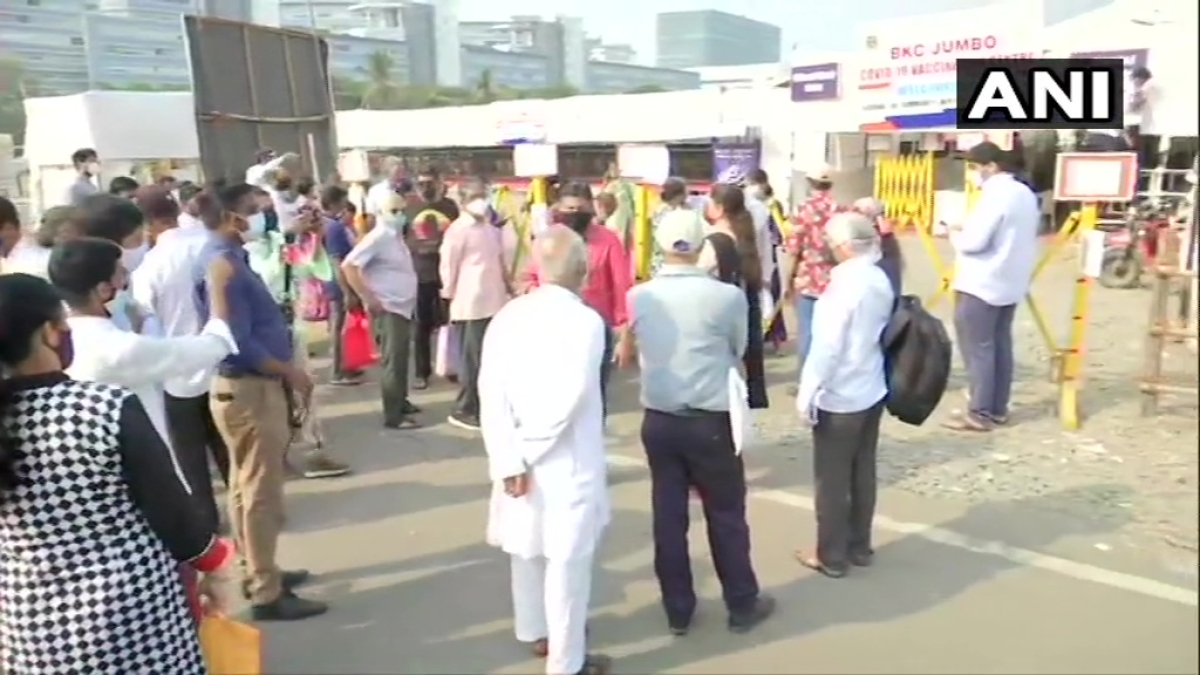 COVID-19 in Mumbai: BKC jumbo centre runs out of vaccines; BMC says it will reopen as soon as stock is replenished