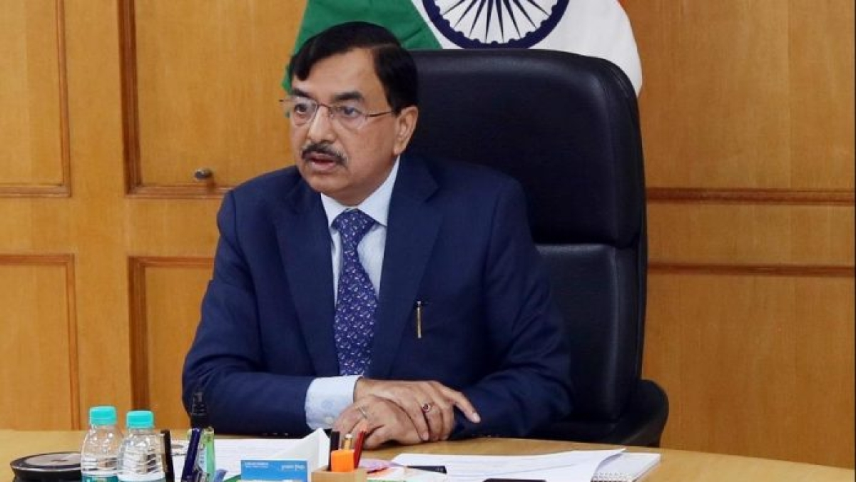 Chief Election Commissioner (CEC) Sushil Chandra
