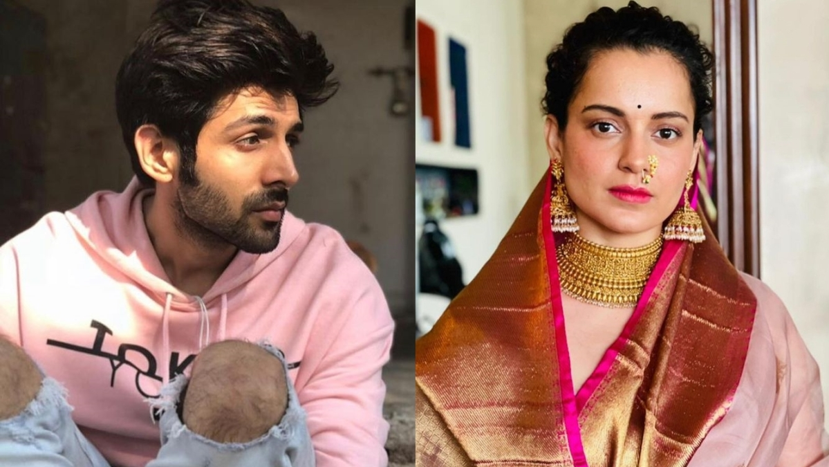 'No need to be scared': Kangana Ranaut extends support to Kartik Aaryan amid 'Dostana 2' recasting