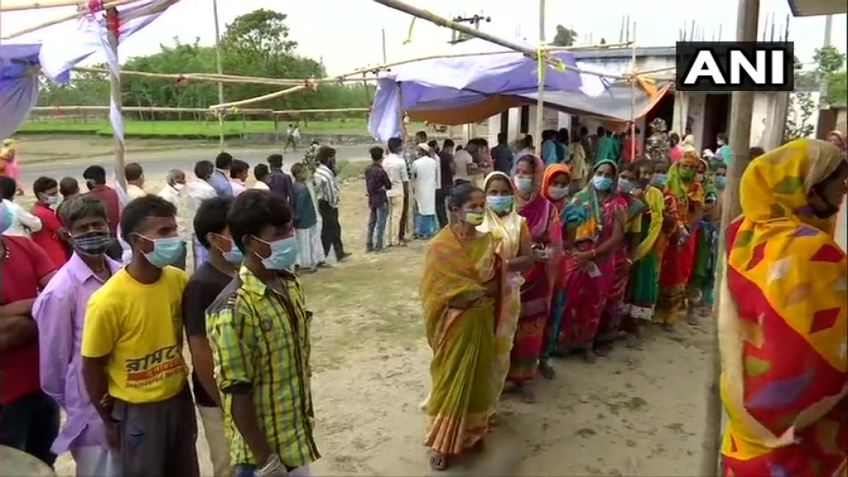 West Bengal Polls Phase 6: 57.30% voter turnout recorded till 1.30 pm
