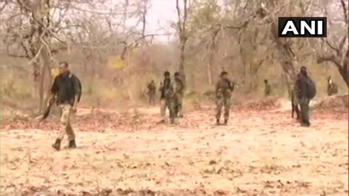 Chhattisgarh: 22 jawans killed in Bijapur Naxal attack