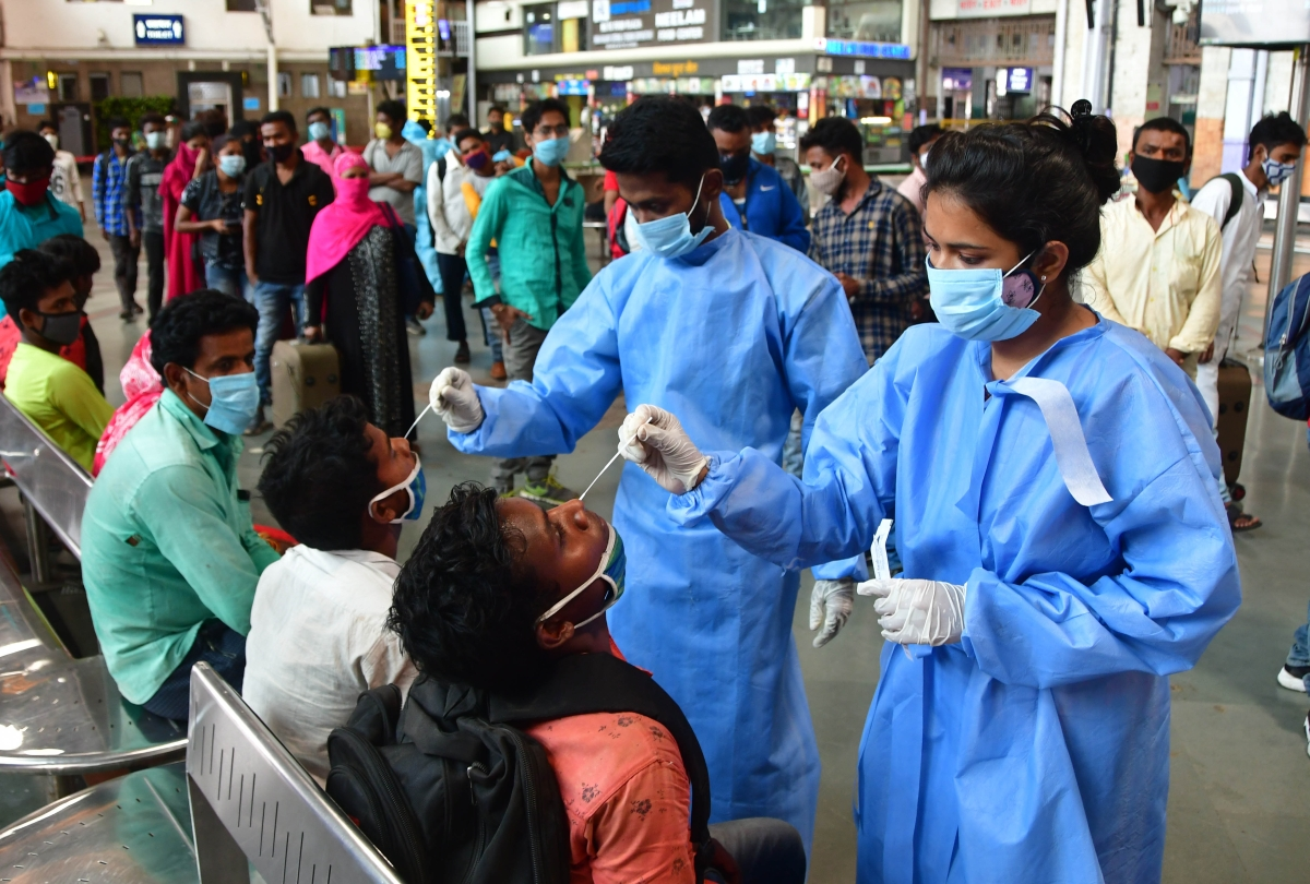 Mumbai: Officials toil hard to bring down Covid cases in K West