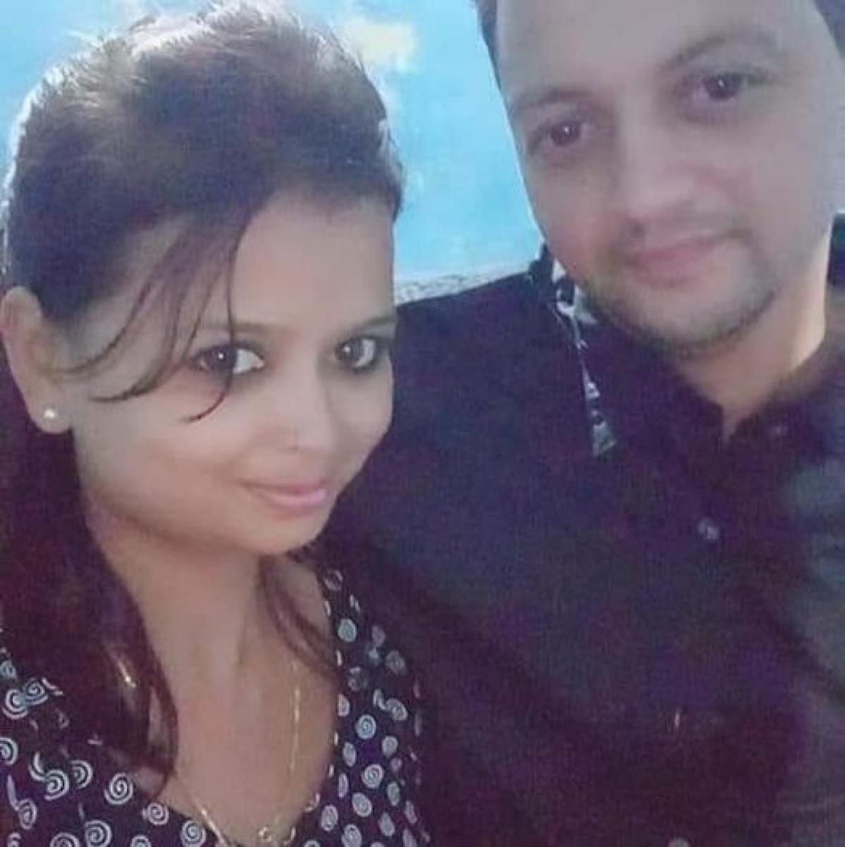 Nagar couple.