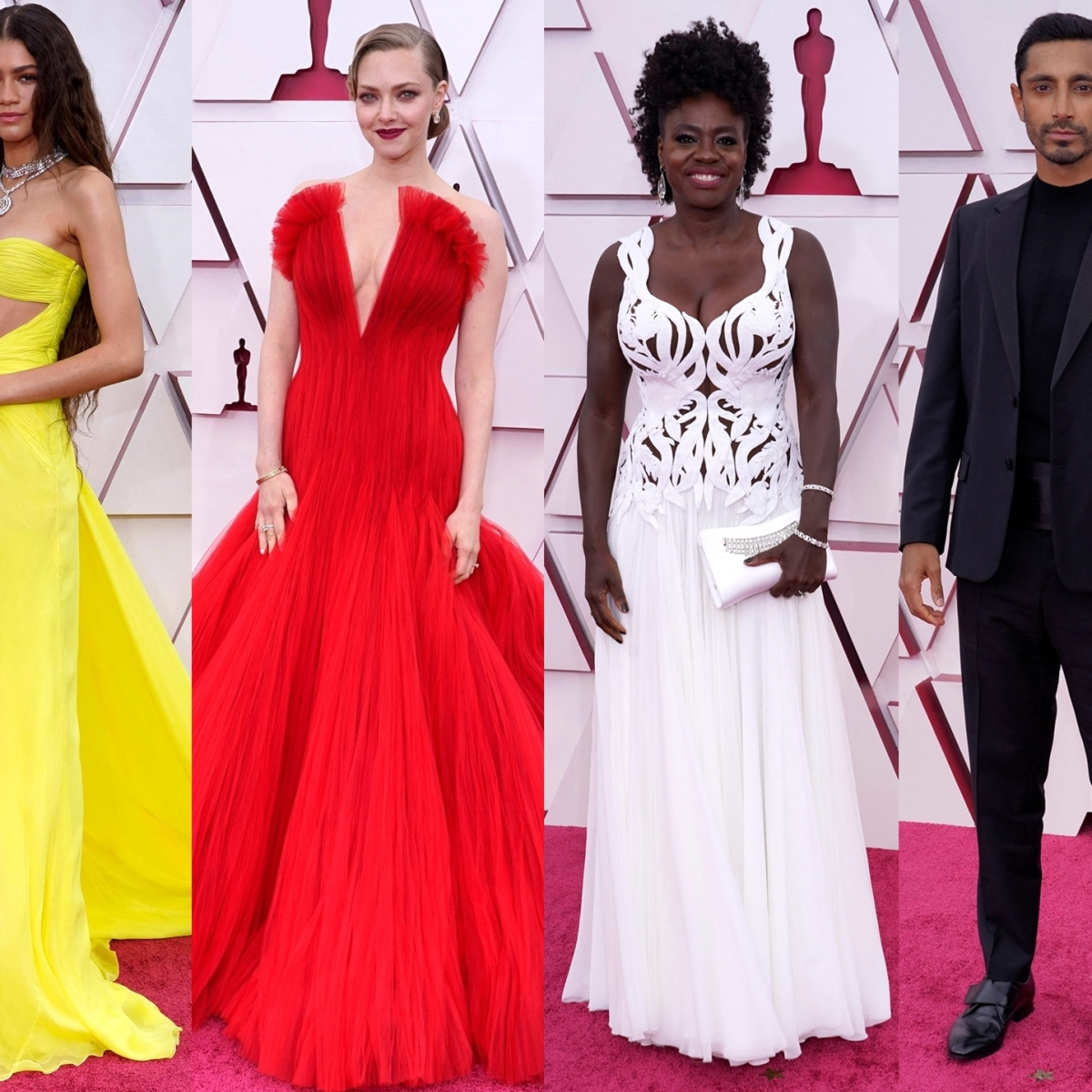 Oscars 2021 Red Carpet: Best and worst dressed celebs at the 93rd annual Academy Awards