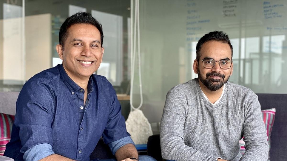 Raj Nidimoru and Krishna DK