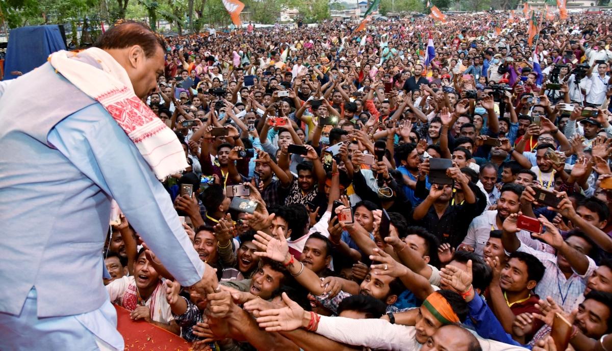 Himanta Biswa Sarma - a key BJP strategist behind NDA's victory in Assam
