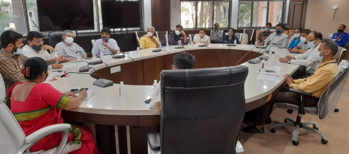 COVID-19 in Mira Bhayandar: IMA steps forward to resolve MBMC's oxygen crisis