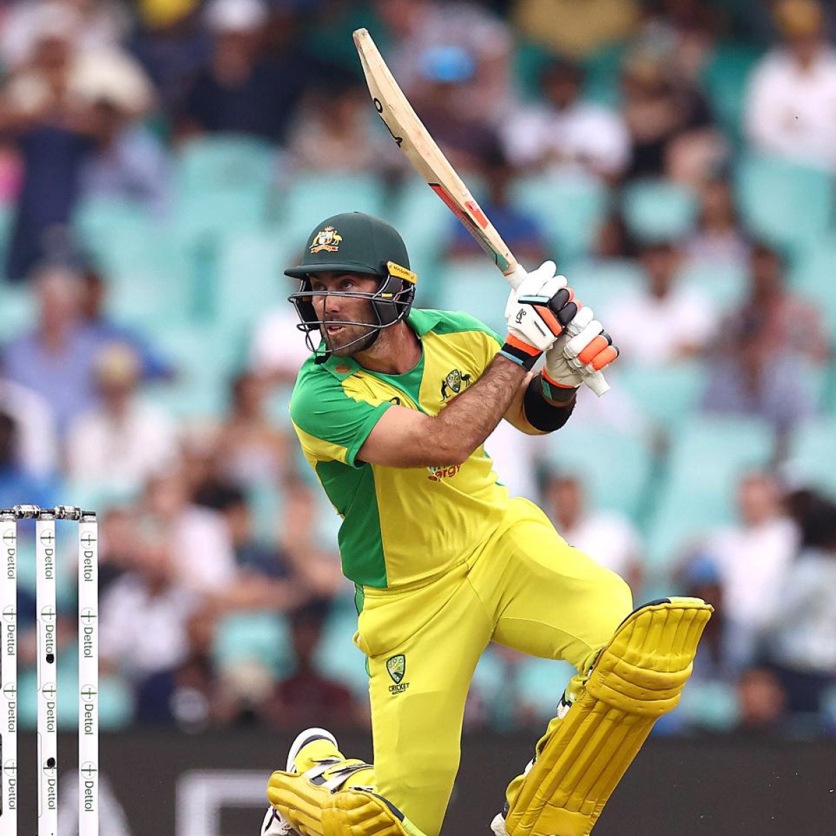 IPL 2021: Felt good, says Glenn Maxwell after ending his drought of sixes