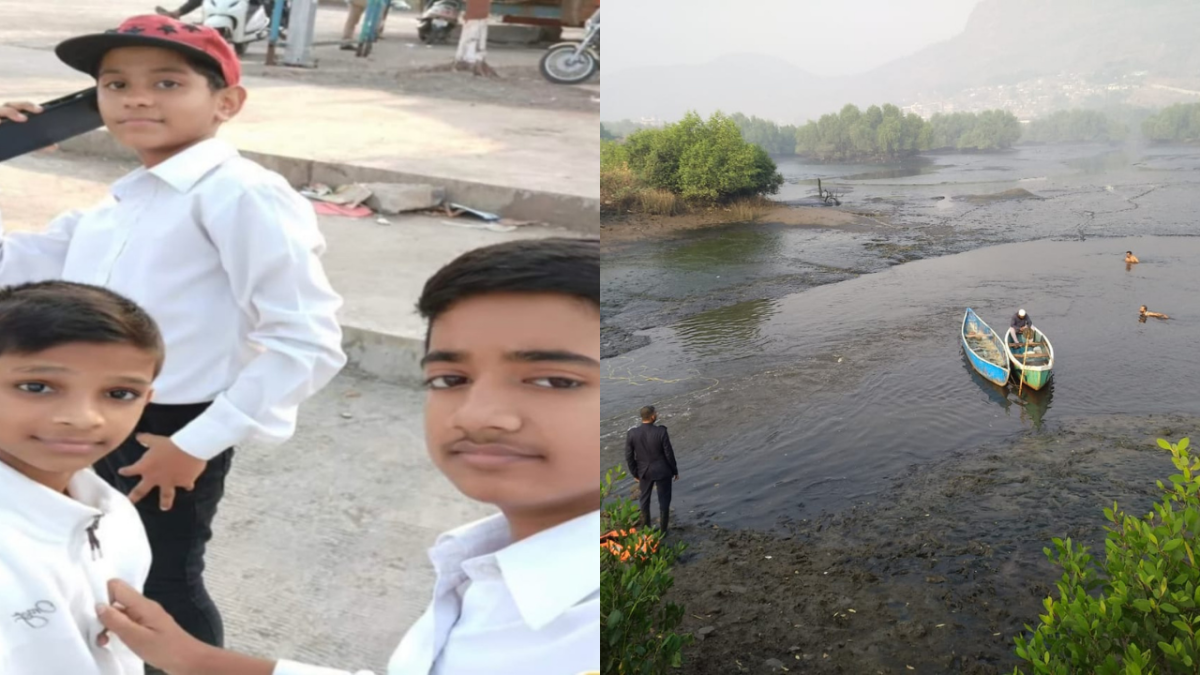 Thane: Three teenagers who went for swim drown in Mumbra creek; rescue team recovers bodies