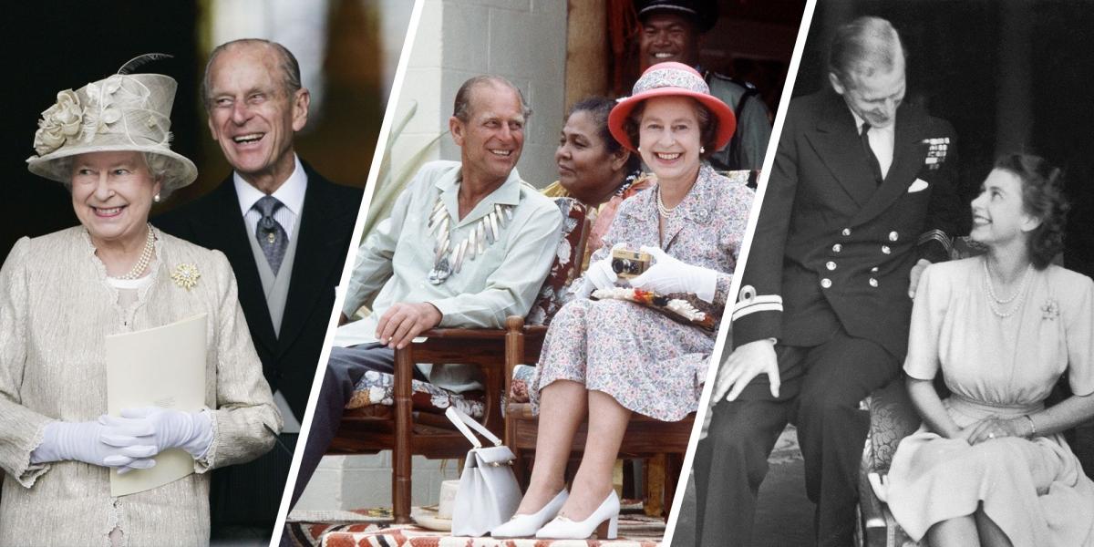Prince Philip's death 'huge void' for Queen