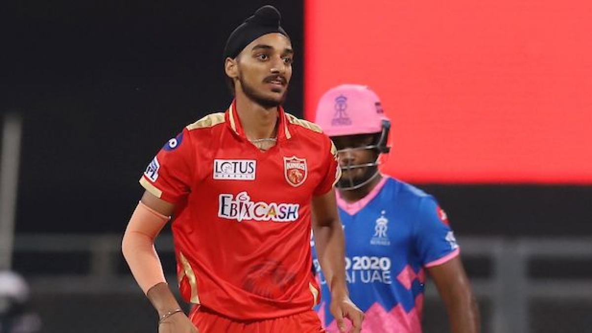 Punjab Kings pacer Arshdeep Singh