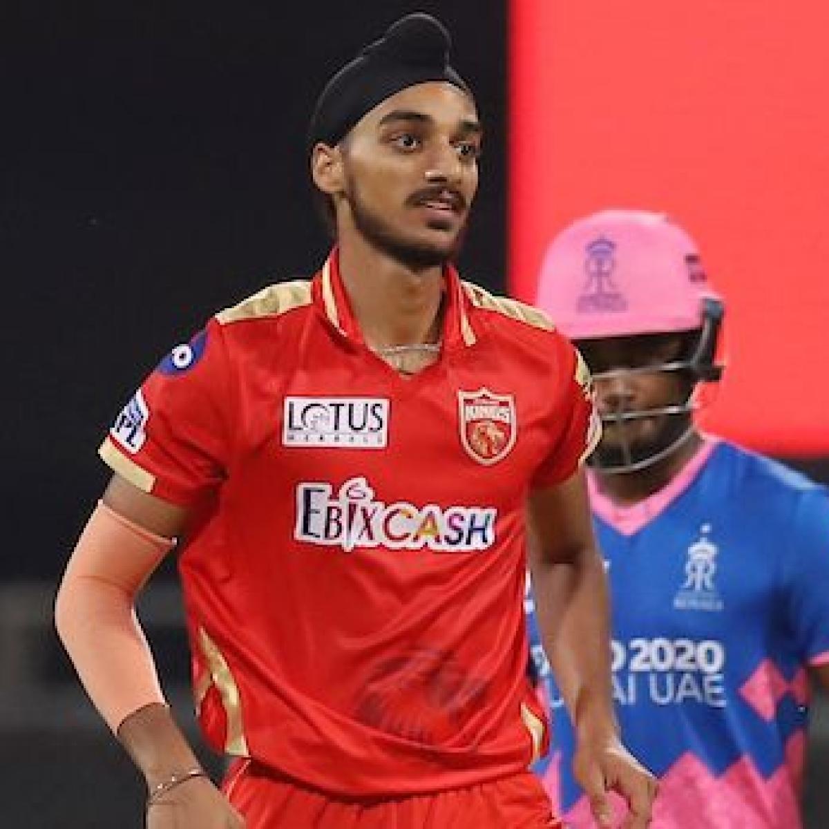 IPL 2021: RR vs PBKS - Plan was to bowl wide yorkers to Samson, says Arshdeep