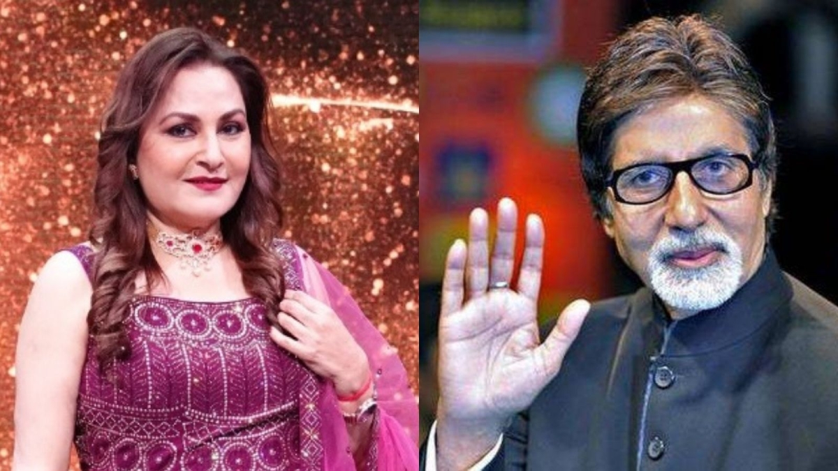 Jaya Prada recalls how Amitabh Bachchan came up with iconic step in 'De De Pyaar De'
