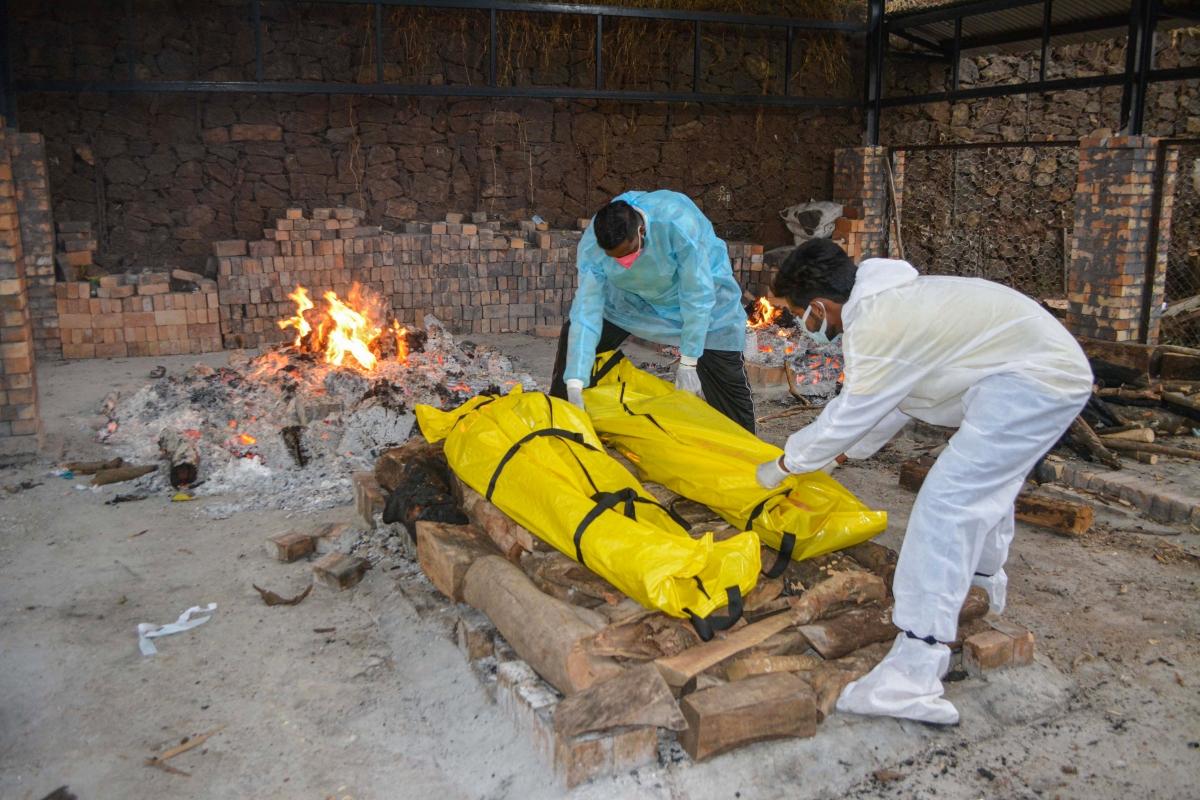 COVID-19 in Maharashtra: 895 people succumb to virus