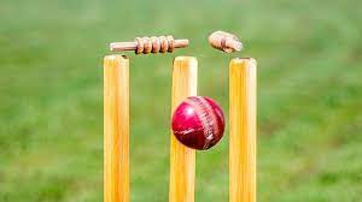 Indore: Shriram Sports win by 5 wickets in Expose live TV 'A' grade cricket tournament