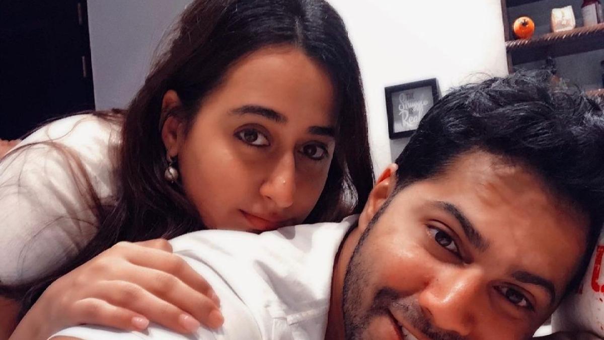 Varun Dhawan Birthday Special: Cute and adorable moments with wife Natasha Dalal