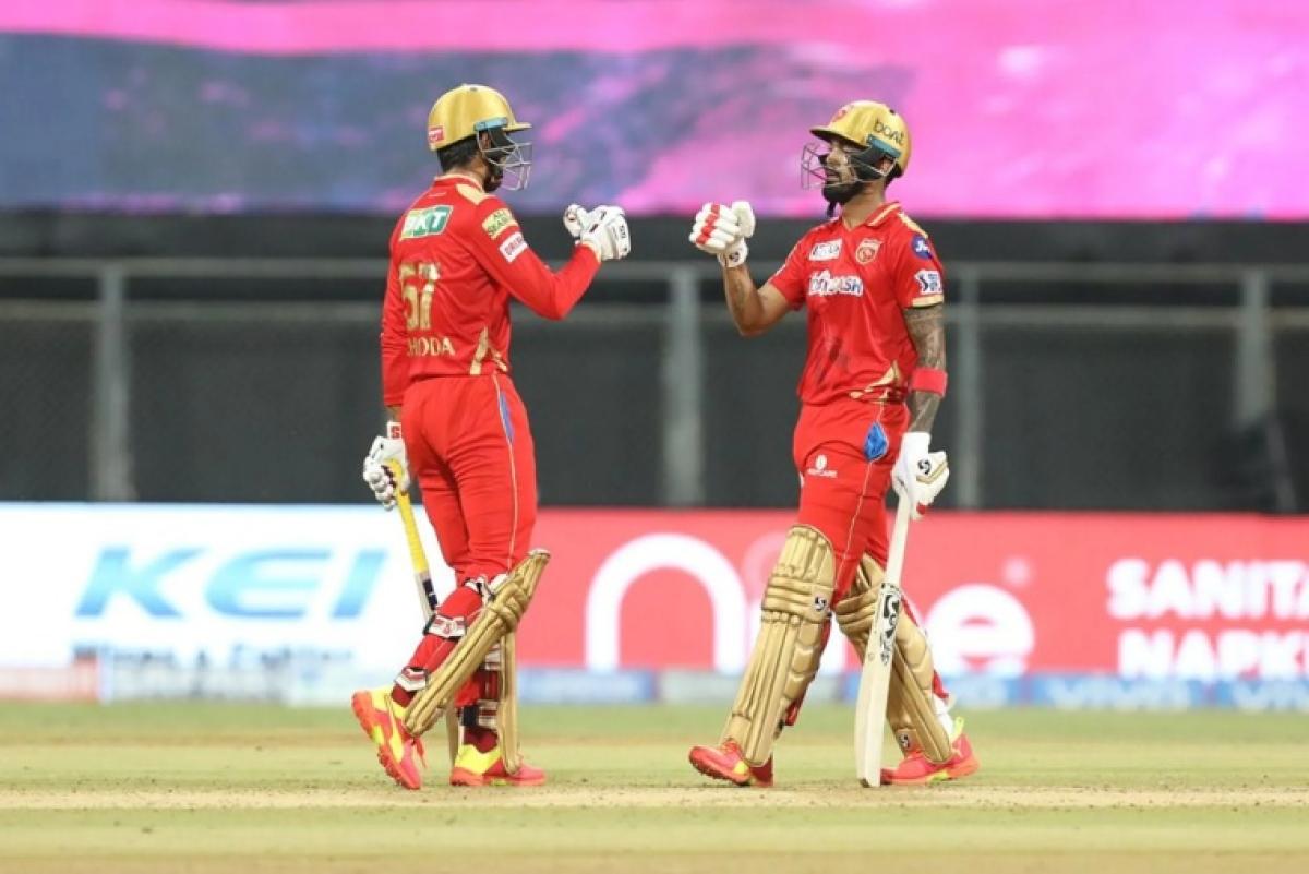 KL Rahul and Deepak Hooda