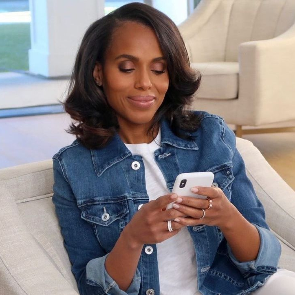 Amid backlash, 'Scandal' fame Kerry Washington deletes tweet comparing deaths of Prince Philip and DMX