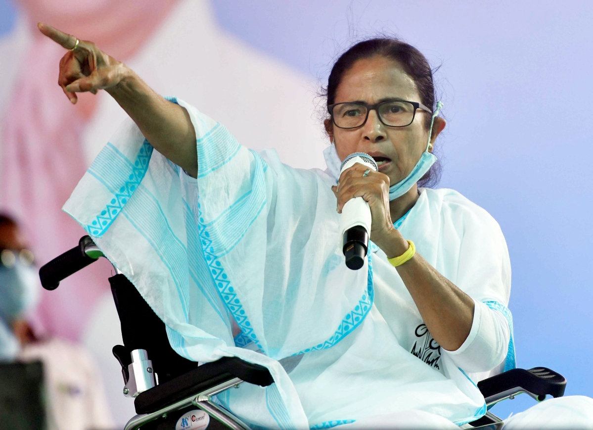 West Bengal: Election Commission rubbishes Mamata Banerjee's claim of being partial