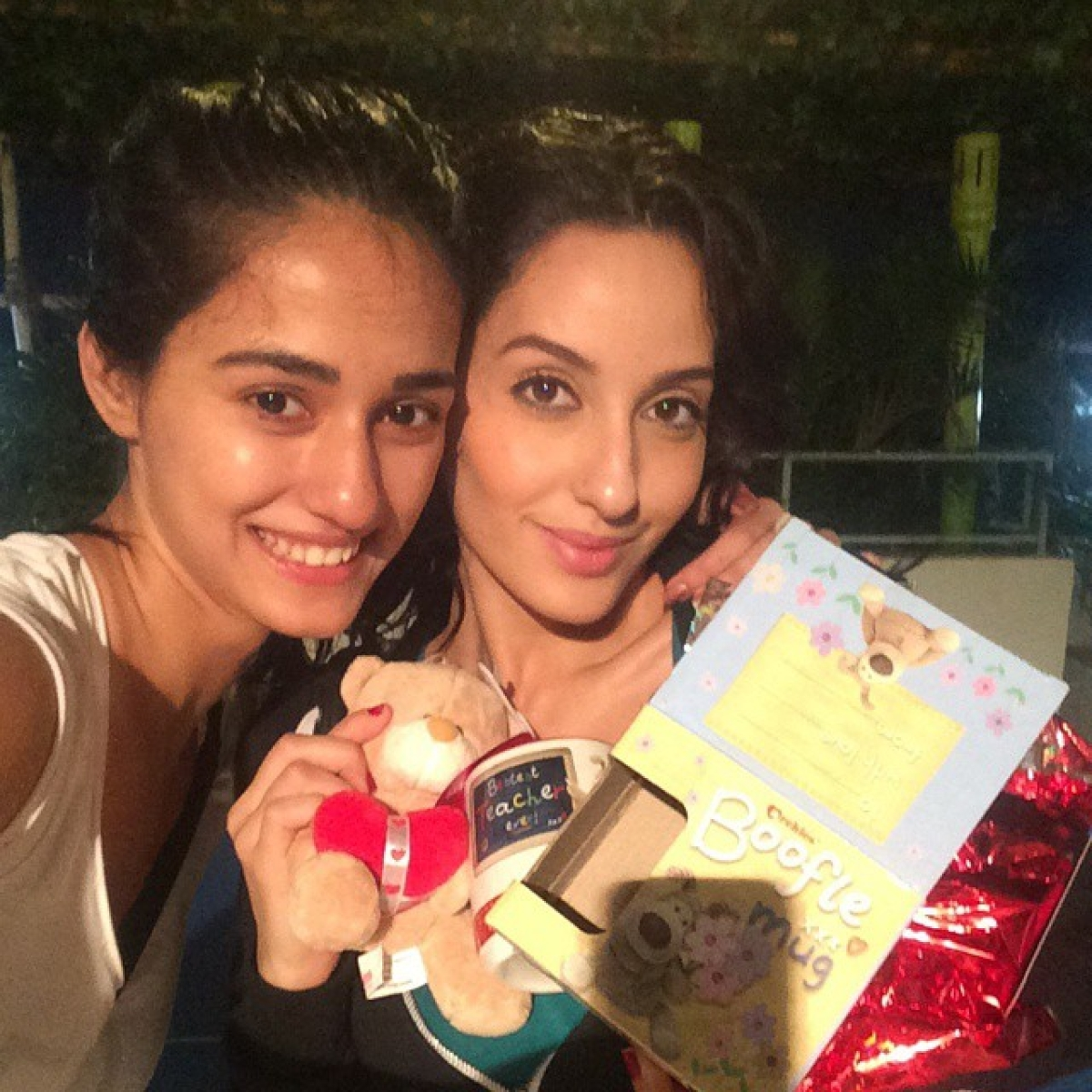 Did you know? Disha Patani took dance lessons from Nora Fatehi