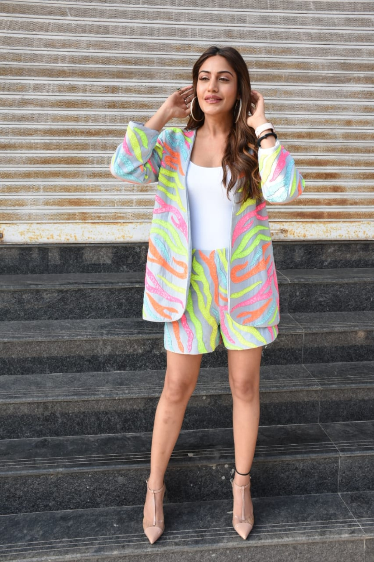 Ranveer Singh, Deepika Padukone, Janhvi Kapoor, Sunny Leone & others, show how to jazz up your everyday look with stylish jackets