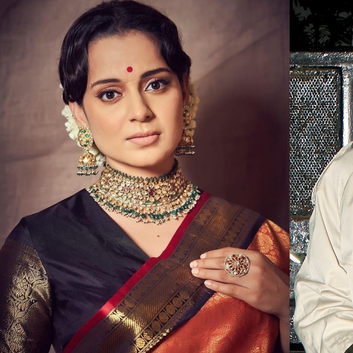Kangana Ranaut claims Akshay Kumar secretly praised the trailer of her upcoming film 'Thalaivi'