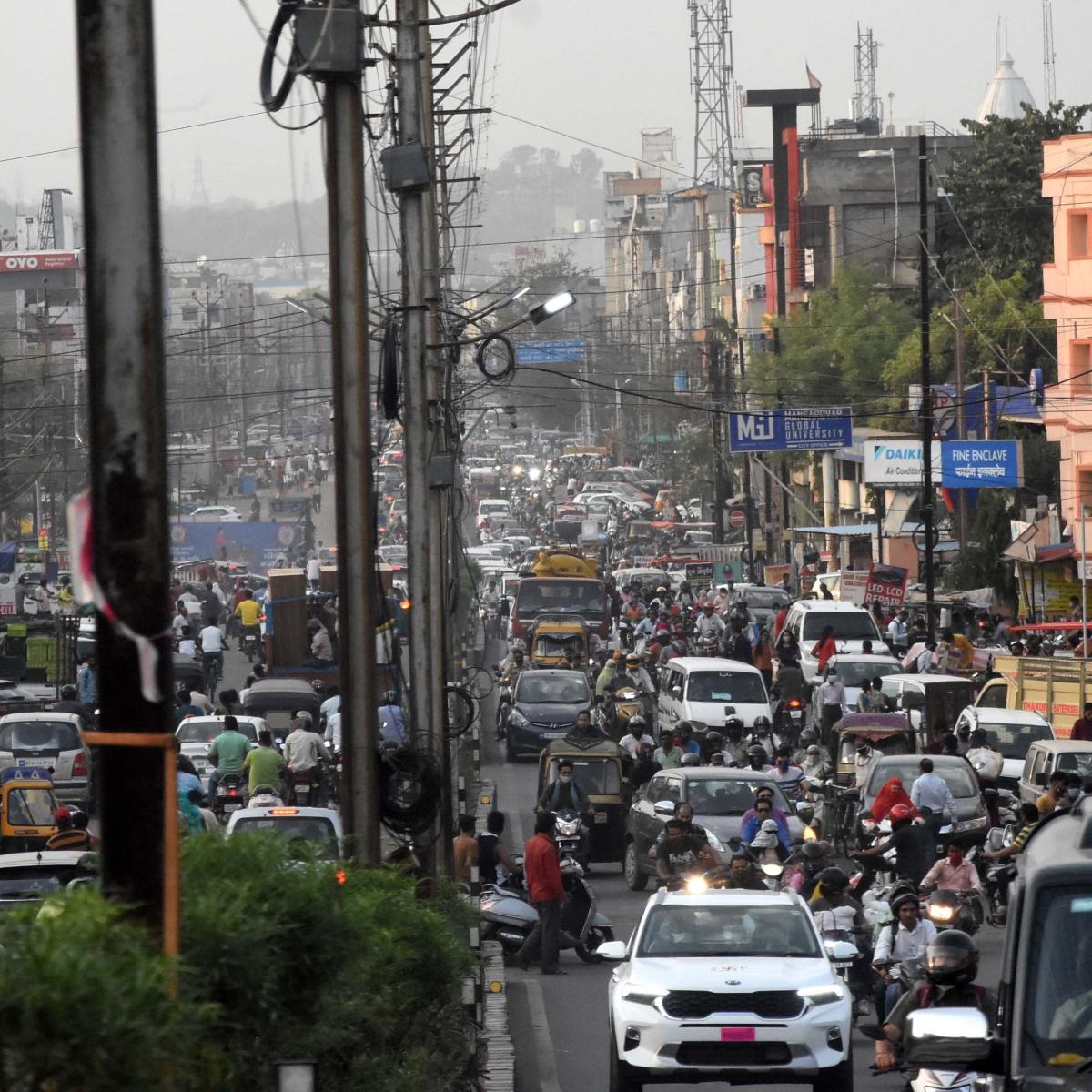 Madhya Pradesh: Two-day corona lockdown begins