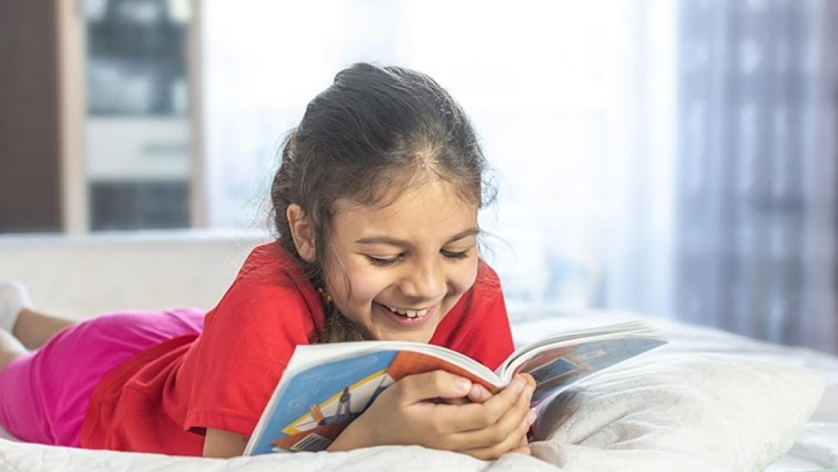 World Book Day 2021: Children get hooked to books amid the Covid-19 lockdown
