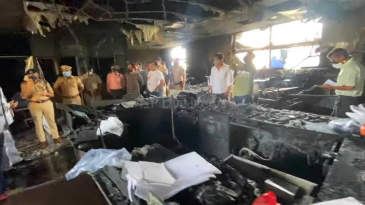 Death toll rises to 15 in Virar hospital fire