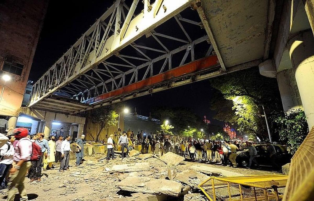 Mumbai: BMC to install steel beams to save Himalaya FOB from rusting
