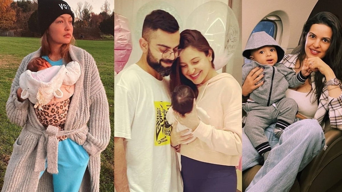 National Safe Motherhood Day 2021: Celebs who embraced motherhood during the pandemic