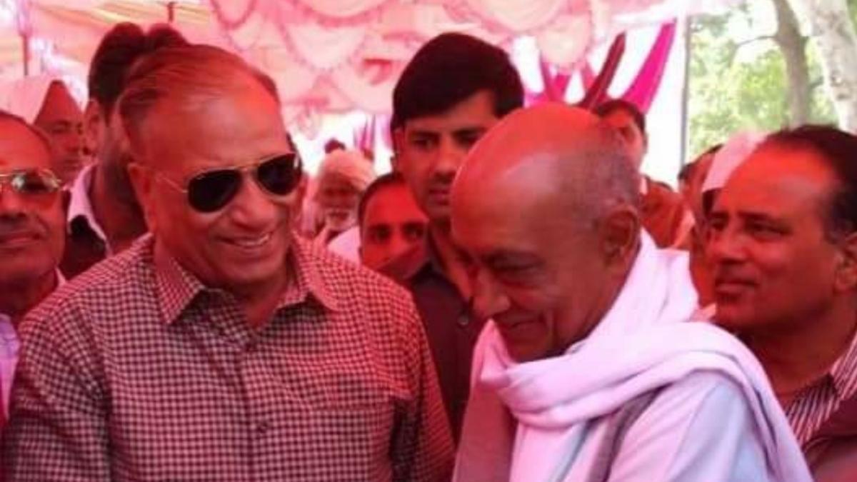 Madhya Pradesh: Former MLA Thakur Rajendra Singh succumbs to Covid-19