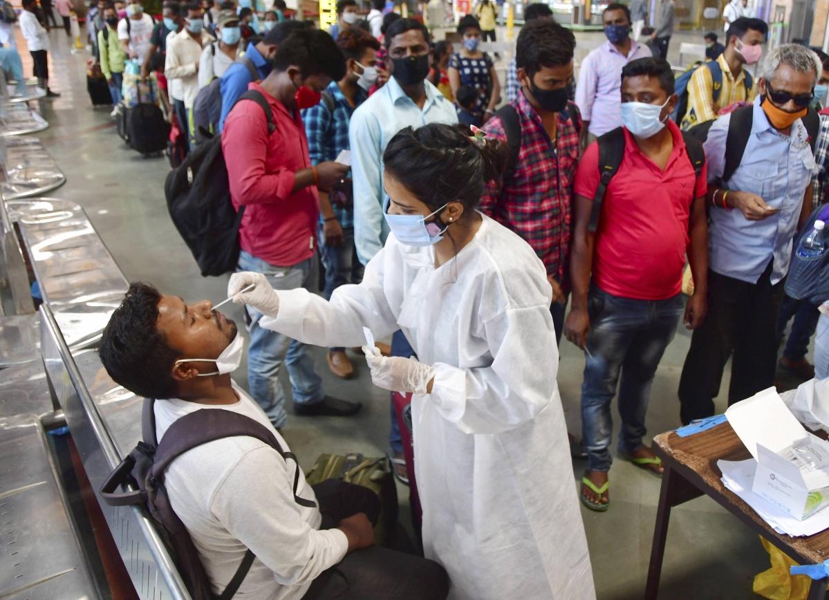 COVID-19: Over 43,000 new cases in Maharashtra; 8,646 in Mumbai—the worst thus far