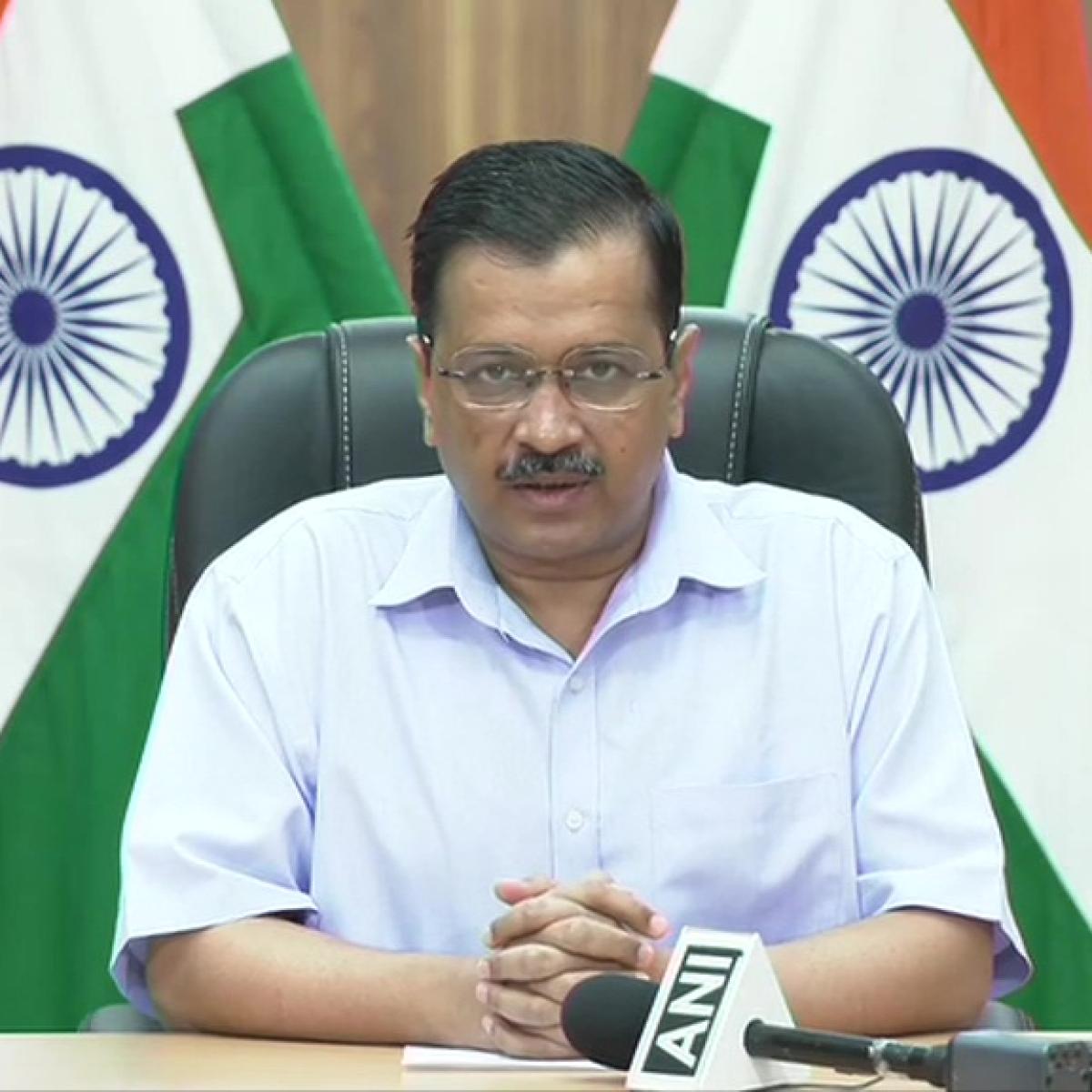 COVID-19 lockdown in Delhi extended by a week till May 3: CM Arvind Kejriwal