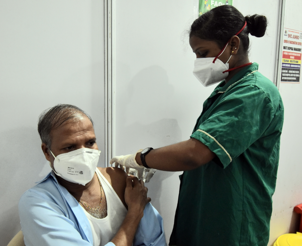 Navi Mumbai: NMMC vaccinates over 1.5 lakh citizens, 50,000 in just one week