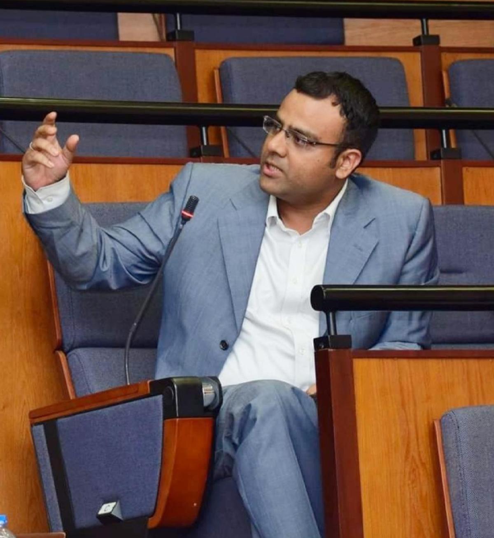 DR ANIRUDH BHATI